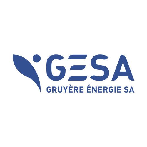Logo GESA Gruyère Energie